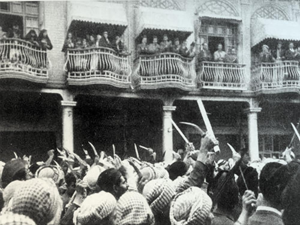 Das Farhud-Progrom in Bagdad 1941