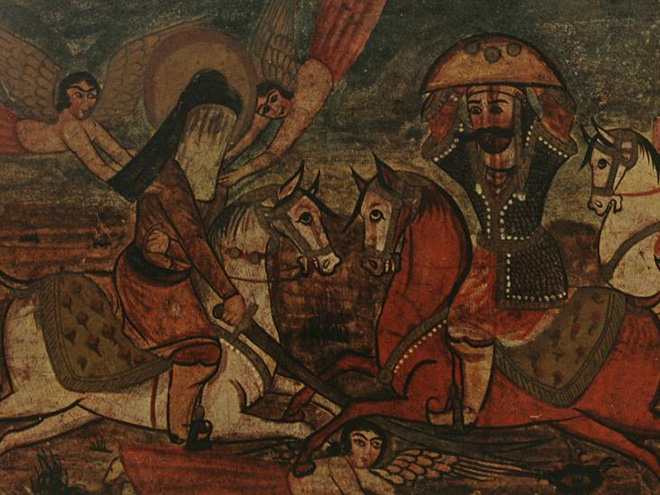 The Battle of Khaybar